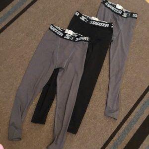 Starter Youth Med compression leggings